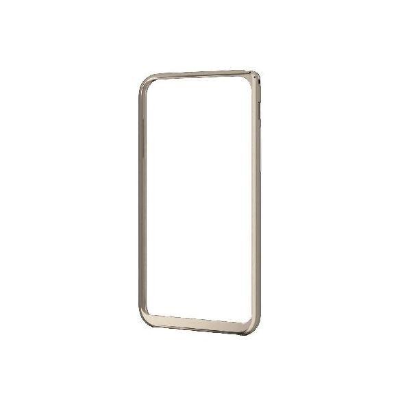 エレコム iPhone6s/6用アルミバンパー/薄型/ゴールド PM-A15ALBUGDf00