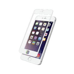 エレコム iPhone6s Plus/6 Plus用フィルム/3D/防指紋/光沢/ホワイト PM-A15LFLFGRBWH h01
