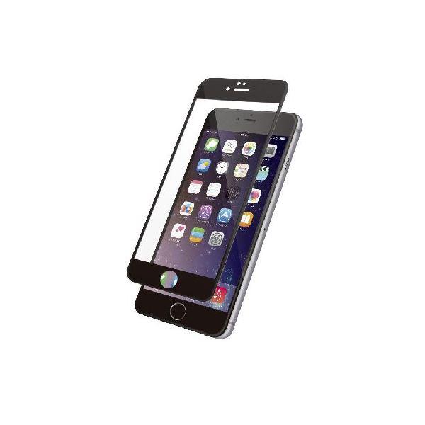 エレコム iPhone6s Plus/6 Plus用フィルム/3D/防指紋/反射防止/ブラック PM-A15LFLFRBBKf00