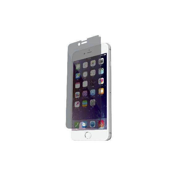 エレコム iPhone6s Plus/6 Plus用液晶保護ガラス/覗き見防止 PM-A15LFLGGPFf00