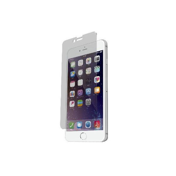 エレコム iPhone6s Plus/6 Plus用フィルム/ガラスコート/ブルーライトカット PM-A15LFLHDBLGf00