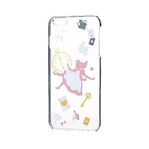 エレコム iPhone6s Plus/6 Plus用シェルカバー/アップルテクスチャー/アリス(カラー) PM-A15LPVAT01 h01