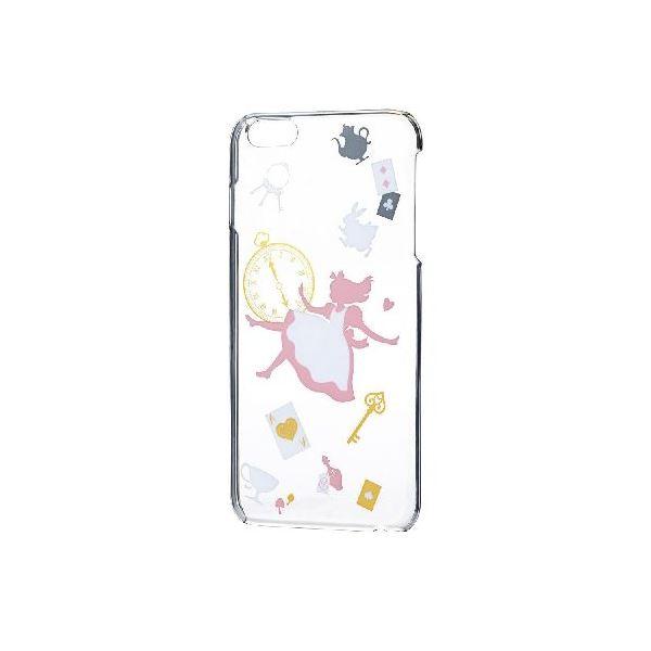 エレコム iPhone6s Plus/6 Plus用シェルカバー/アップルテクスチャー/アリス(カラー) PM-A15LPVAT01f00