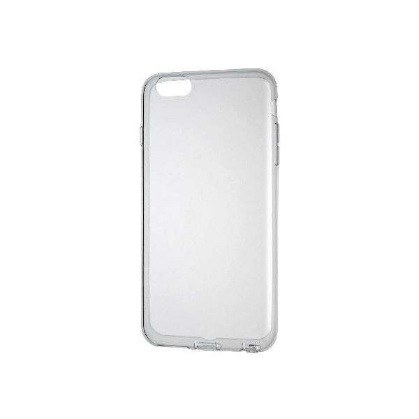 エレコム iPhone6s Plus/6 Plus用シリコンケース/極み/パーフェクトクリア PM-A15LSCTCRf00