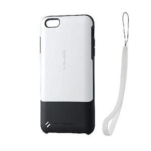 エレコム iPhone6s Plus/6 Plus用TOUGH SLIMケース/ホワイト PM-A15LTSWH h01