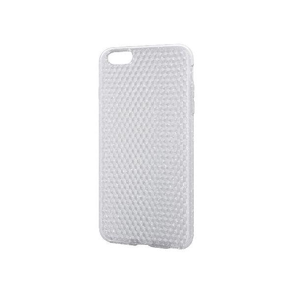 エレコム iPhone6s Plus/6 Plus用ソフトケース/ダイヤカット/ラメクリア PM-A15LUCJCRf00
