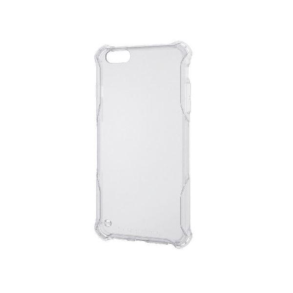エレコム iPhone6s Plus/6 Plus用ZEROSHOCKケース/クリア PM-A15LZEROTCRf00