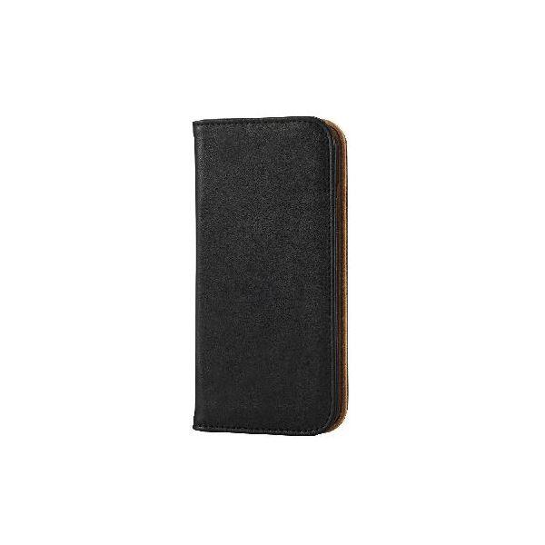 エレコム iPhone6s/6用ソフトレザーカバー/360度/ブラック PM-A15PLF360BKf00