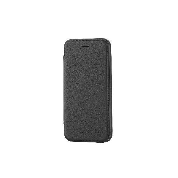 エレコム iPhone6s/6用ソフトレザーケース/極み/ブラック PM-A15PLFABKf00