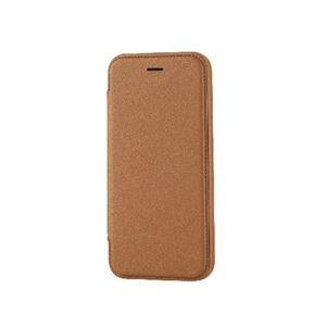 エレコム iPhone6s/6用ソフトレザーケース/極み/ブラウン PM-A15PLFABR h01