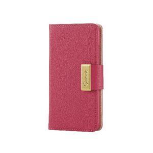 エレコム iPhone6s/6用ソフトレザーカバー/スナップ/ピンク PM-A15PLFBPN h01