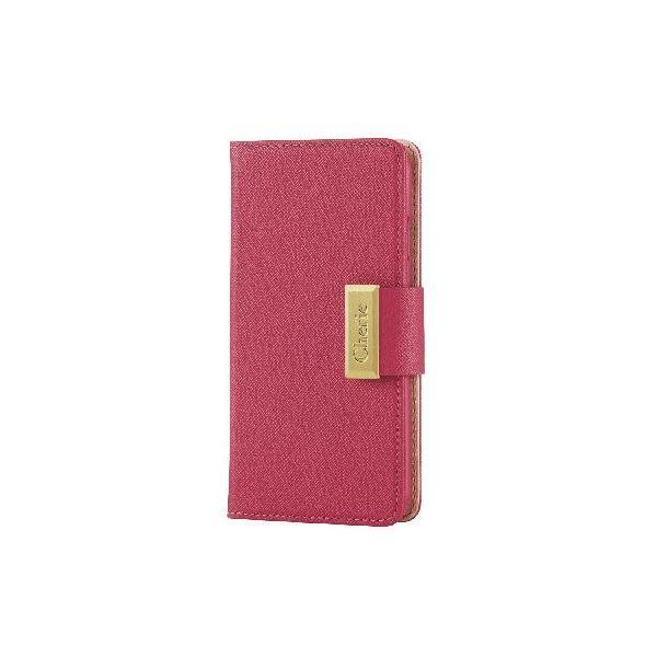 エレコム iPhone6s/6用ソフトレザーカバー/スナップ/ピンク PM-A15PLFBPNf00