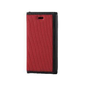 エレコム iPhone6s/6用手帳型カバー/ZEROSHOCKケース/レッド PM-A15PLFFRD h01