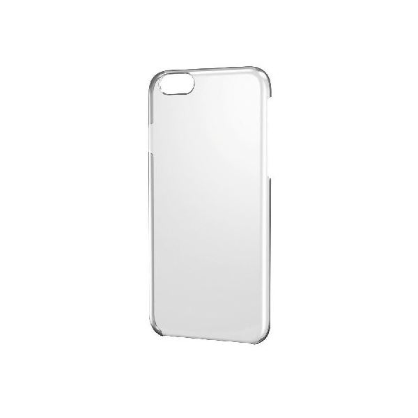 エレコム iPhone6s/6用シェルカバー/クリア PM-A15PVCRf00