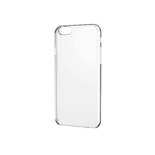 エレコム iPhone6s/6用フレックスシェルカバー/クリア PM-A15TRCRf00