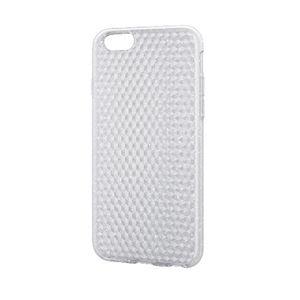 エレコム iPhone6s/6用ソフトケース/ダイヤカット/ラメクリア PM-A15UCJCR h01