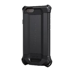 エレコム iPhone6s/6用ZEROSHOCKケース/シールド/ブラック PM-A15ZEROFBK