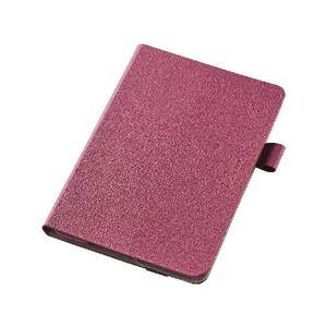 エレコム iPad mini 4/ソフトレザーケース/360度/ピンク TB-A15S360PN h01