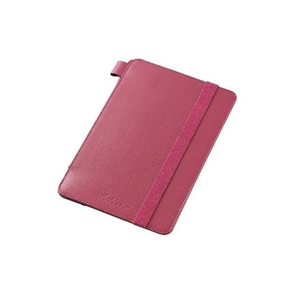エレコム iPad mini 4/ソフトレザーケース/4段階調節/ピンク TB-A15SPLF2PNf00