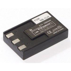 (まとめ)日本トラストテクノロジーMyBatteryHQCanonNB-1L/1LH互換バッテリー【MBH-NB-1LH】【×2セット】