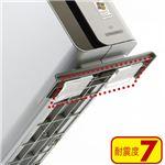 (まとめ)サンワサプライ 透明両面粘着ゴム(中) QL-75CL【×5セット】