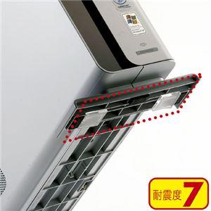 (まとめ)サンワサプライ 透明両面粘着ゴム(小) QL-76CL【×5セット】