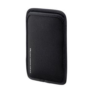 (まとめ)サンワサプライ タブレットスリップインケース PDA-TABS7【×2セット】
