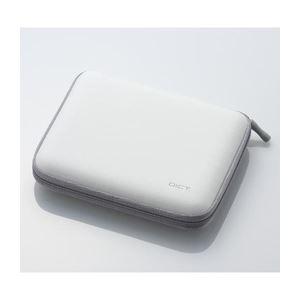 (まとめ)エレコム 電子辞書ケース DJC-003NWH【×3セット】