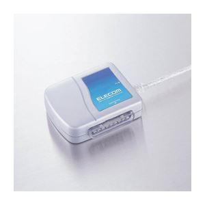 (まとめ)エレコム USBtoPS/PS2ゲームパッドコンバータ JC-PS101USV【×5セット】