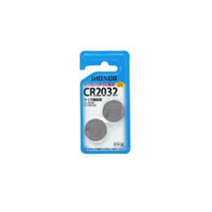 (まとめ)maxell(マクセル)リチウムコイン電池CR2032.2BS【×10セット】