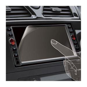(まとめ)エレコム 液晶保護フィルム(4.5インチワイド用) CAR-FL45W【×5セット】画像1