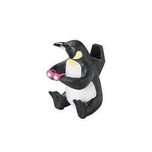 (まとめ)セトクラフト Motif. メガネスタンドミニ (ペンギン) SR-1223-85【×5セット】 h01