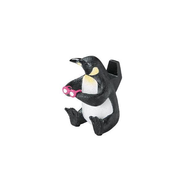 (まとめ)セトクラフト Motif. メガネスタンドミニ (ペンギン) SR-1223-85【×5セット】f00