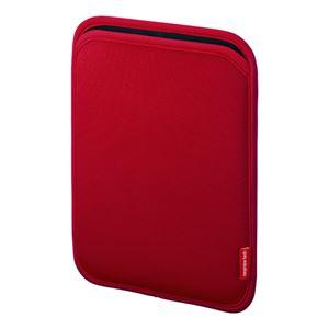 (まとめ)サンワサプライ スリップインケース PDA-IPAD63R【×3セット】