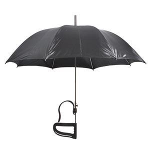 (まとめ)サンコー 肩がけ傘「手ぶら〜ンブレラ」 HANFANM3【×2セット】