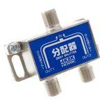 (まとめ)HORIC アンテナ分配器 HAT-2SP876【×5セット】