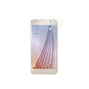(まとめ)エレコム Galaxy S6用衝撃吸収・指紋防止 PD-SCGS6FLFPAN【×3セット】