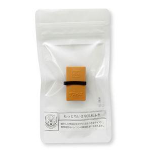 (まとめ)日本理化学工業 もっとちいさな黒板拭き SSサイズ SRF-WS【×10セット】