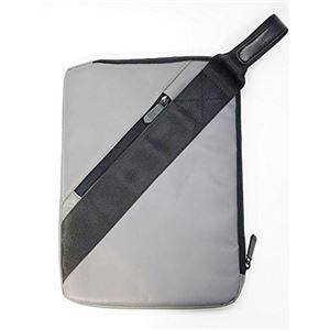 (まとめ)ブライトンネット 汎用Tabletキャリーケース 10インチ用 BM-GPTAB10CASE/GR【×3セット】