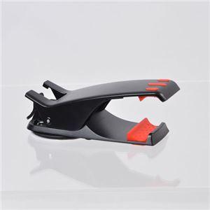 (まとめ)サンコー ゲル吸盤式スマートフォン平置き車載ホルダー CARSUK7F【×2セット】