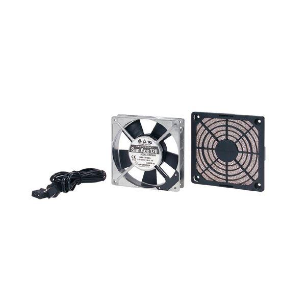 サンワサプライ 放熱ファン高速タイプ CP-FANSf00