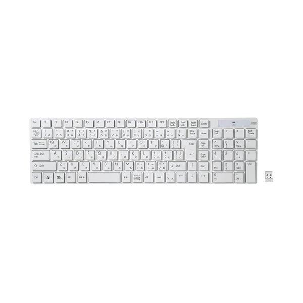 サンワサプライ ワイヤレスキーボード SKB-WL13Wf00