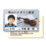 サンワサプライ インクジェット用IDカード(穴なし)100シート入り JP-ID03-100