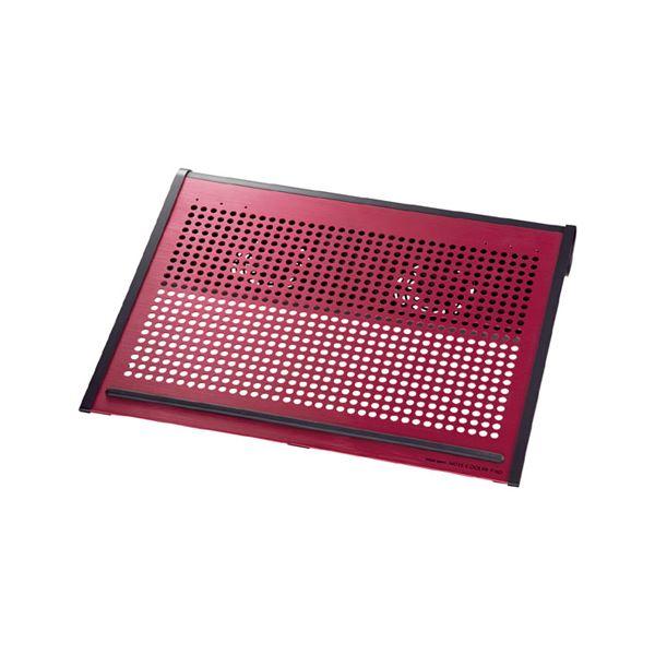サンワサプライ ノート用クーラーパッド(レッド) TK-CLN16U3RNf00