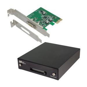 ラトックシステム PCIe接続ExpressCardアダプタ(外付けタイプ) REX-PE51EX h01