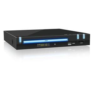オーセラス販売 HDMI端子付きDVDプレイヤー(黒) DP-10BK h01