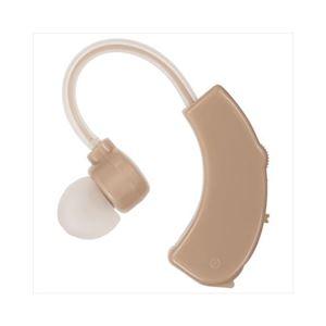 (まとめ)YAZAWA 耳から落ちにくい耳かけ集音器 SLV21BR【×3セット】