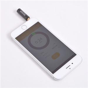 サンコー iPhone/Android対応「超小型イヤホンジャックガイガー」 SMTGEG4S h03