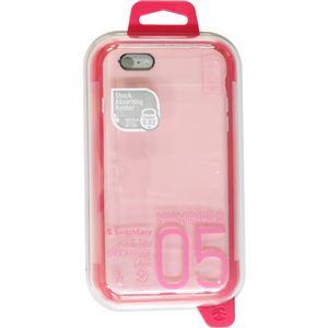 (まとめ)SwitchEasy Numbers for iPhone 6S/6 plus Baby Pink AP-22-112-41【×3セット】