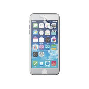 (まとめ)エレコム iPhone6s Plus/6 Plus用フィルム/高光沢 PM-A15LFLTG【×10セット】